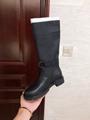 Dior d major boot-black-technical-fabric-and-calfskin