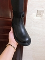 d major boot-black-technical-fabric-and-calfskin 7