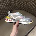 lv trail sneaker silver 1A7WK3 lv shoes lv sneaker