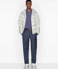 dior oblique down jacket grey dior coat dior men jacket