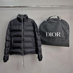Dior oblique down jacket black dior jacket