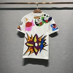 Newest    PRINTED T-SHIRT    tshirt  graphic top showcases    men tshirt