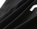 T-SHIRT Black cotton T-shirt fendi tshirt fendi men tshirt