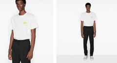 2021 neewst dior oversized cd icon t-shirt white cotton jersey dior tshirt