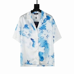 EMBROIDERED WATERCOLOR SHIRT    SHIRT 1A8R0P