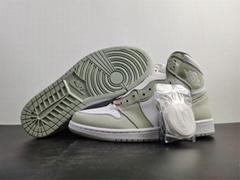 """Air Jordan 1 High OG """"Seafoam"""" jordan shoes jordan men sport shoes CD0461-002"""