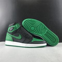"""Air Jordan 1 Retro High OG """"Pine Green"""" jordan shoes jordan sneaker 555088-030"""