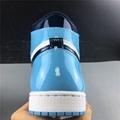 Nike Air Jordan 1 Retro High Blue Chill UNC Patent Leather CD0461-401