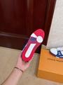 LV TRAINER SNEAKER 1A8ZT0 lv sneaker Mix of materials lv sneaker  1A8ZT0
