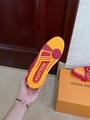 LV TRAINER SNEAKER 1A8WE3 bordeaux  lv shoes lv men sneaker