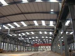 鋼骨架輕型板屋面板