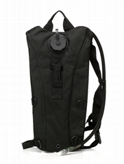 hydration backpack (black)