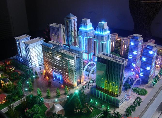 建築模型 5