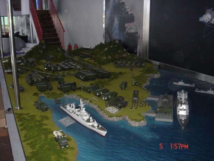 軍事沙盤 3