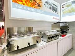 日本林内RGA-43A-CH RGA-46A-CH商用顶火燃气烤炉餐饮连锁店专用