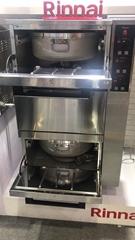 韓國林內燃氣飯櫃RRA-106 RRA156燃氣飯櫃連鎖店飯店食堂專用