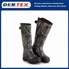 Camouflage Multifunctional  Outdoor Travel Rubber Boots for Women