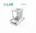 Lab Balance resolution 0.0001g