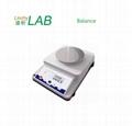Electronic balance/precision balance