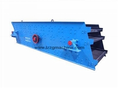 High capacity Mining vibrating screen for sale