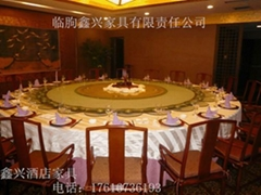 廠家供應酒店宴會桌椅