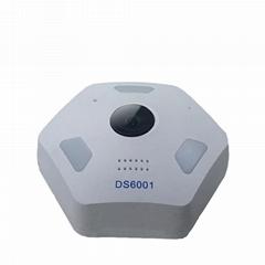 360度魚眼全景攝像頭手機WiFi遠程監控高清夜視家庭攝像機