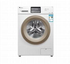 Lefei 8kg large capacity automatic drum household washing machine