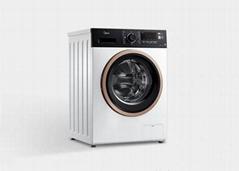 Lefei 10kg washing machine automatic household mute drum large capacity