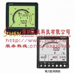 液晶式電子電力多功能電力儀表