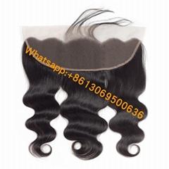 100%VIRGIN HUMAN HAIR CLOSURE