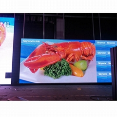Big Size Giant Rental LED Display Screen For Stage