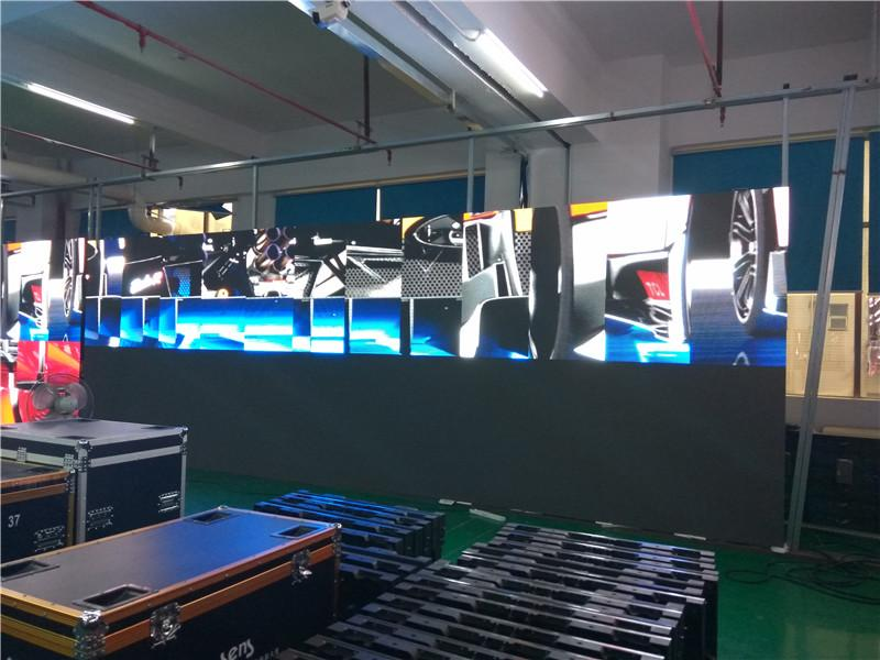 P5 Outdoor 960*960mm Waterproof LED Screen For Fixed Installation  1