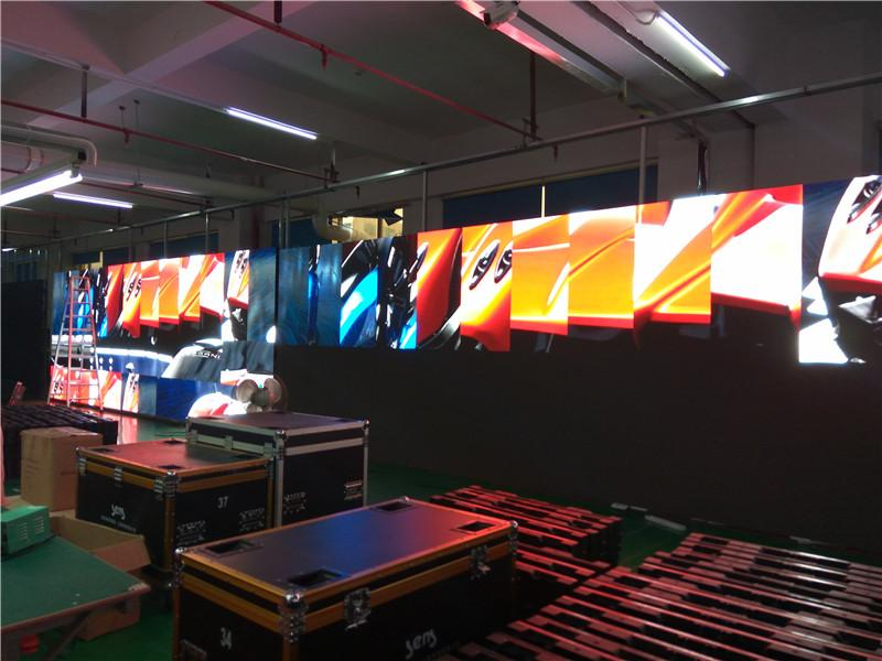P5 Outdoor 960*960mm Waterproof LED Screen For Fixed Installation  4