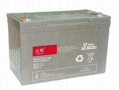 山特蓄電池山特UPS電池C12-100AH電池