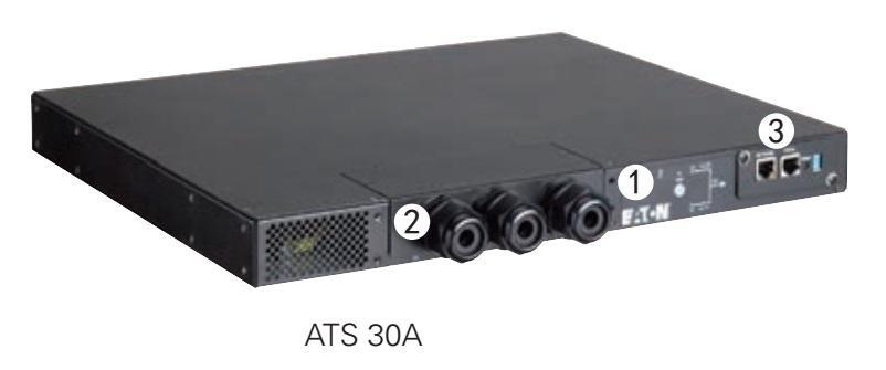 伊頓ATS 16A雙電源成都伊頓STS雙電源切換開關 2