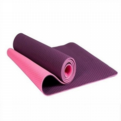 Comfortable NBR Yoga Mat for Exercise