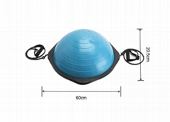 Eco-friendly PVC half balance ball