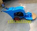 路面混凝土管樁切割手推汽油切樁機  5