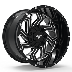 AS9996 18 inch alloy wheels rims for car and offroad_Jihoo Wheels