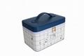 pu硬盒印刷可定製化妝盒 2
