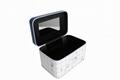 pu硬盒印刷可定製化妝盒 3
