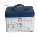 pu硬盒印刷可定製化妝盒 5