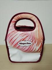 哈根達斯酸奶保鮮保溫冰袋印花