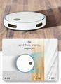 2021年新款基礎款掃地機器人F6s自動吸塵器 3