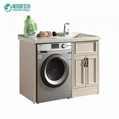 manufacturer and wholesale  high quality carbon fiber Laundry cabinet