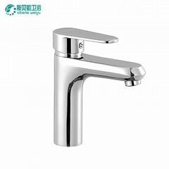 manufactureHigh quality Best price single handle hot and cold wash basin faucet