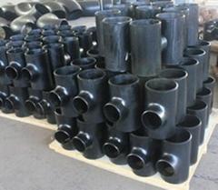 碳钢钢制三通
