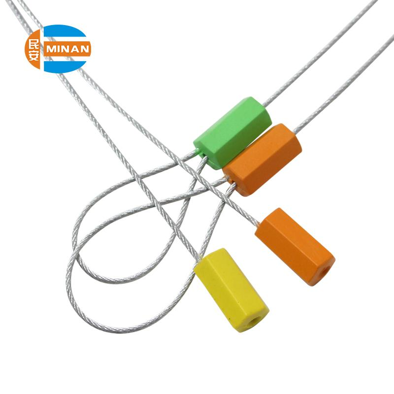 MA-CS 3001 Tamper evident shipping security fixed length cable seal 5
