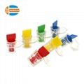 MA - MS 7010  Plastic Twist Tie Security Meter Seal for water electric meter 2