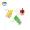 MA - MS 7010  Plastic Twist Tie Security Meter Seal for water electric meter 3